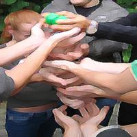 Teamwork Outdoor Training für Auszubildende