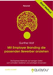 Fachbuch Mitarbeiterbindung Mit Employer Branding die passenden Bewerber anziehen