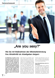 Literatur Mitarbeiterbindung Fachartikel Wie Sie mit Maßnahmen der Mitarbeiterbindung Ihre Attraktivität als Arbeitgeber steigern