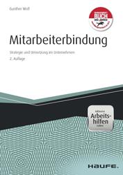 Veröffentlichungen Mitarbeiterbindung Fachbuch