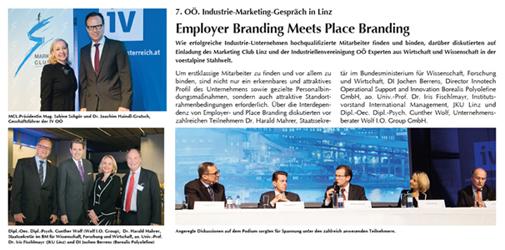 Employer Branding Meets Place Branding